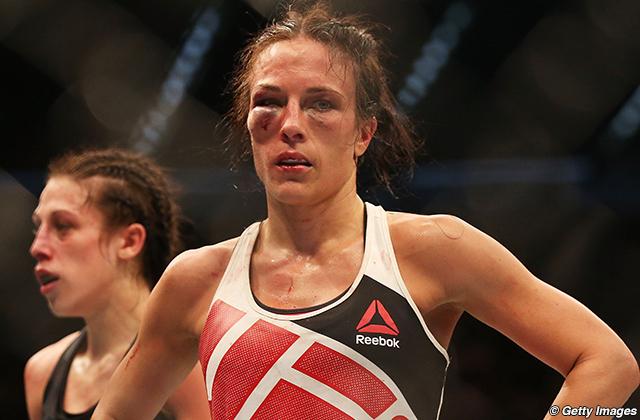 UFC 193: Jedrzejczyk v Letourneau