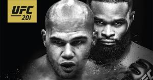 UFC201