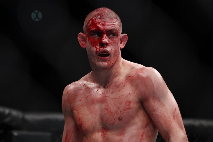 Bloodbath: A Look at Some of the Bloodiest Bouts in MMA